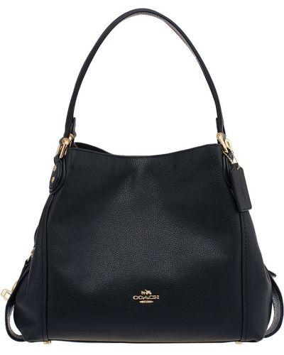 Кожаный сумка сумка-хобо с ручками Coach