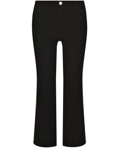 Расклешенные джинсы укороченные вельветовые J Brand