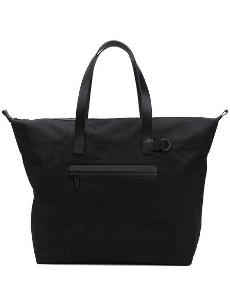 Черная нейлоновая сумка-тоут Ally Capellino