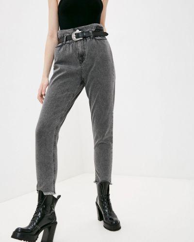 Серые джинсы Liu Jo