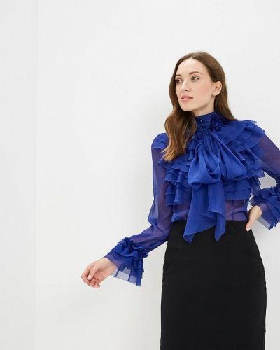 Блузка - синяя Paccio