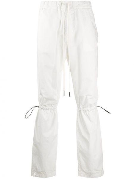 Прямые брючные прямые брюки с карманами новогодние Andrea Ya'aqov