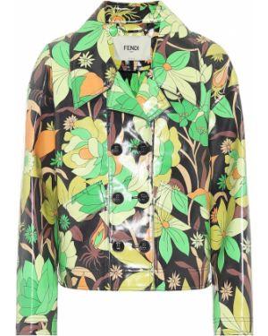 Куртка весенняя летняя Fendi
