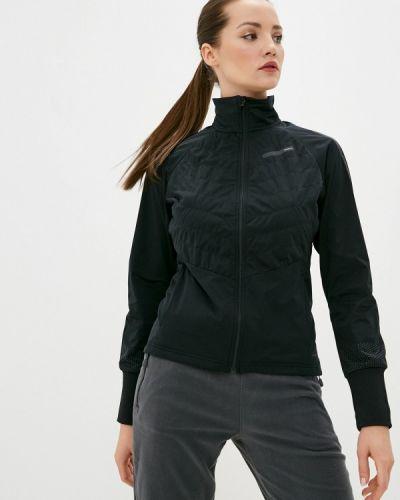 Черная спортивная куртка Craft