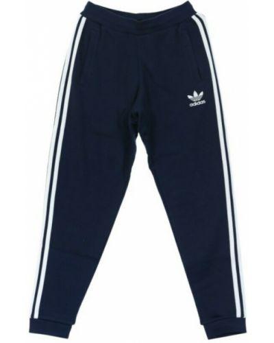 Joggery - niebieskie Adidas