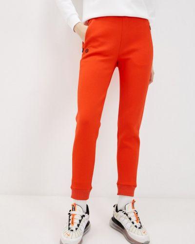Оранжевые спортивные брюки High Experience