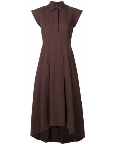 Платье мини миди на пуговицах Antonelli