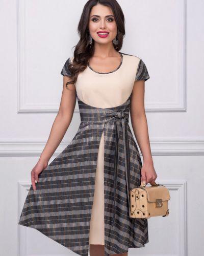 Летнее платье платье-сарафан из вискозы Charutti