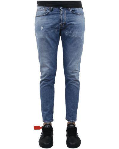 Niebieskie mom jeans Prps