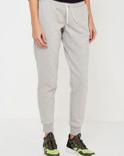Серые спортивные брюки Reebok