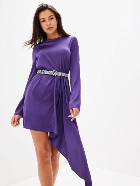 Вечернее платье - фиолетовое Ivyrevel