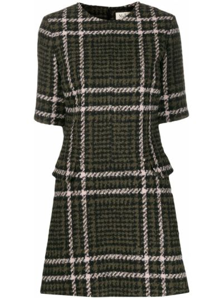 Шерстяное платье Mulberry