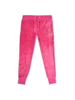 Spodnie dresowe welurowe Juicy Couture