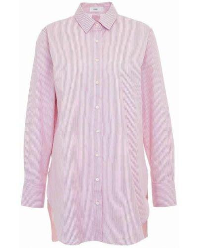 Różowa koszula Closed