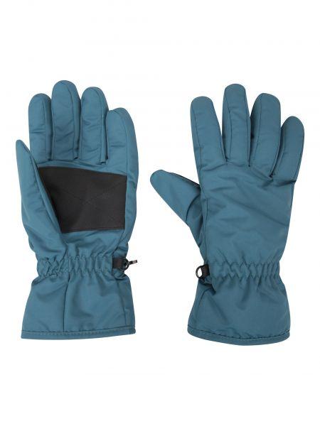 Rękawiczki narciarskie - niebieskie Mountain Warehouse