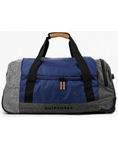 Синий чемодан Quiksilver