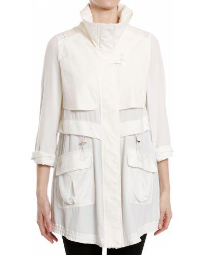 Куртка осенняя белая Hotel Particulier