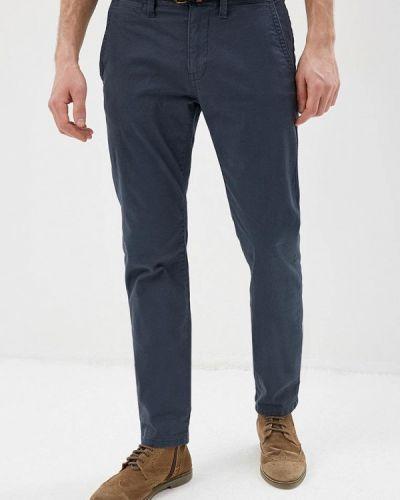 Синие брюки Tom Tailor