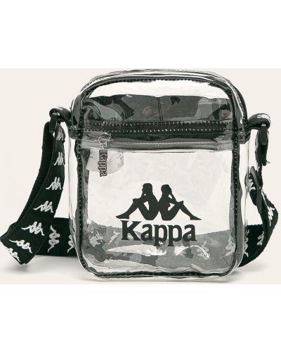 Сумка через плечо маленькая с аппликациями Kappa