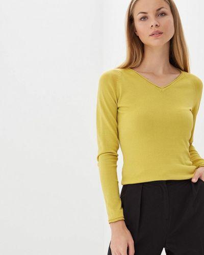 Желтый пуловер Conso Wear