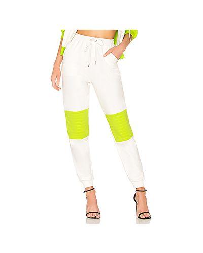 Спортивные брюки с принтом с карманами I.am.gia