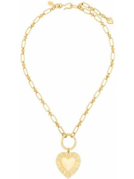 Złoty naszyjnik łańcuch - żółty Brinker & Eliza