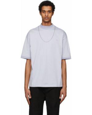 Koszula krótkie z krótkim rękawem fioletowy karmazynowy Ambush