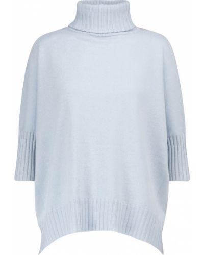 Мягкий синий кашемировый свитер Dorothee Schumacher
