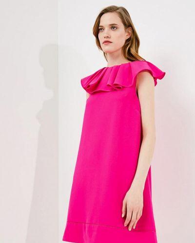 Розовое платье весеннее Ted Baker London