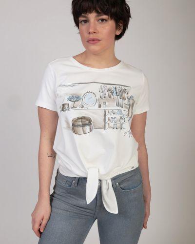 Хлопковая футболка Monari