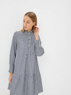 Платье - синее Freespirit