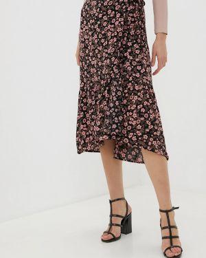 Платье розовое осеннее Miss Selfridge