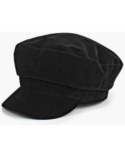 Черная кепка Mango