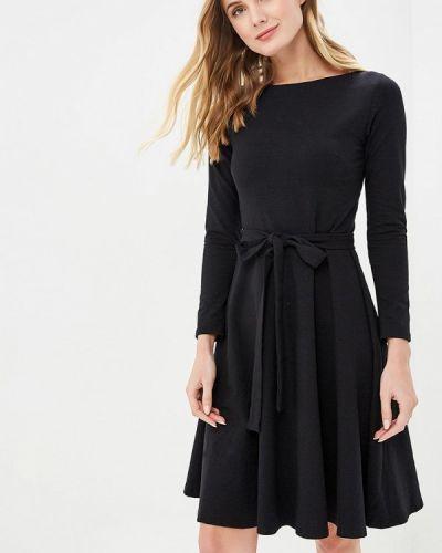 Платье польское черное Numinou