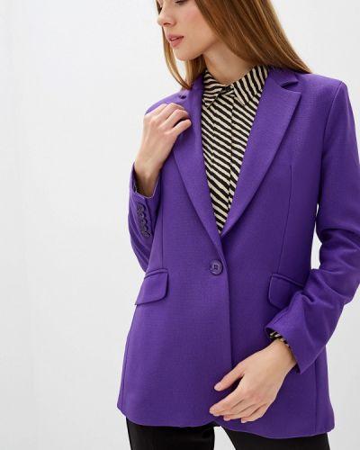 Костюм итальянский фиолетовый Silvian Heach