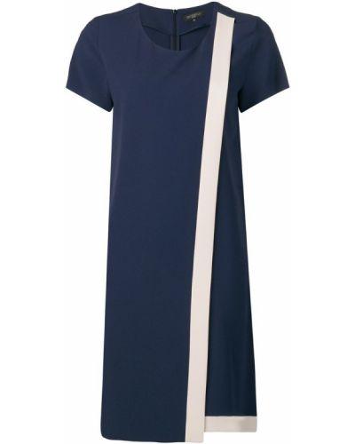 Платье мини с запахом Antonelli