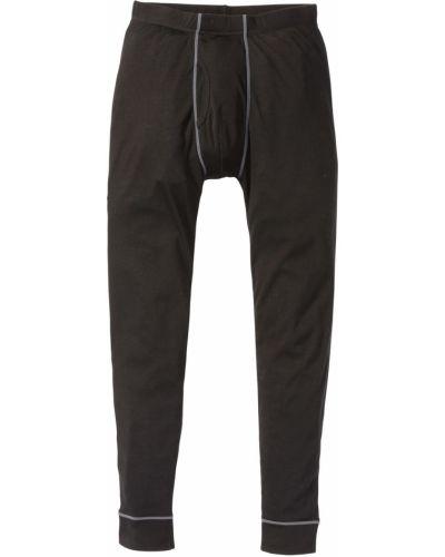 Черная пижама Bonprix