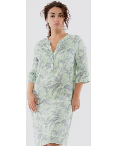 Платье весеннее зеленый Dressinjoy By Lipashova & Malko