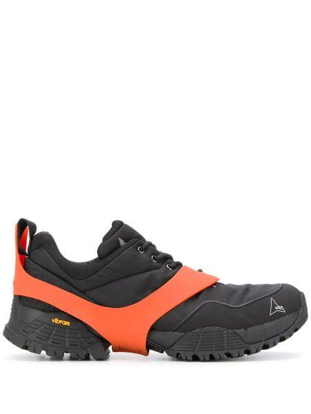 Sneakersy czarne Roa
