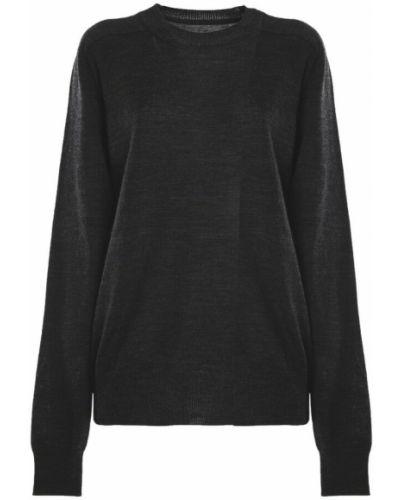 Czarny sweter Maison Margiela