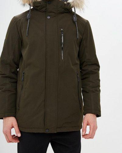 Зимняя куртка осенняя зеленая Malinardi