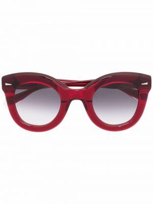 Czerwone okulary Gigi Studios