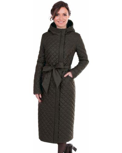 С рукавами приталенное пальто с капюшоном J-splash