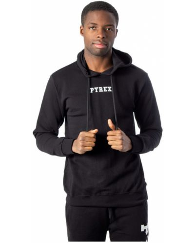 Czarna bluza Pyrex