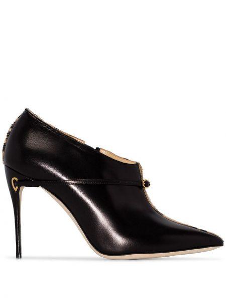 Черные сапоги Jennifer Chamandi
