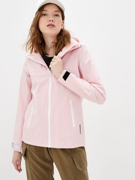 Куртка весенняя розовая Superdry