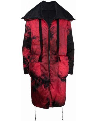 Черное длинное пальто Masnada