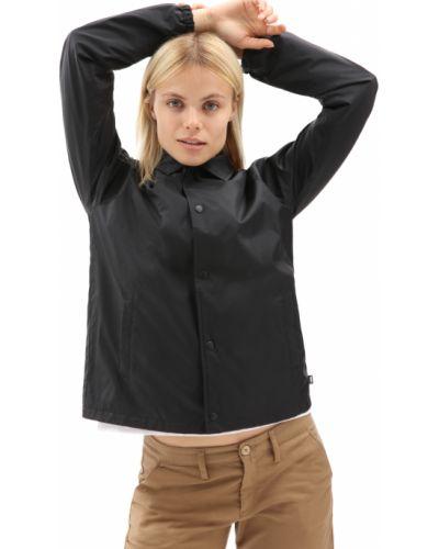 Нейлоновая куртка с подкладкой на кнопках Vans