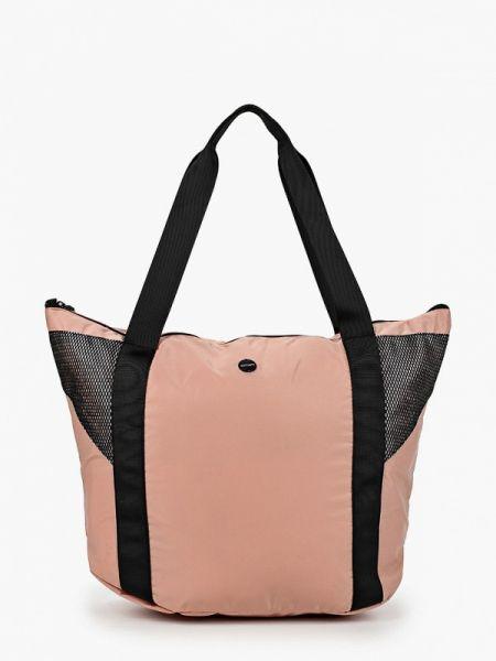 Спортивная сумка розовый весенний Outhorn
