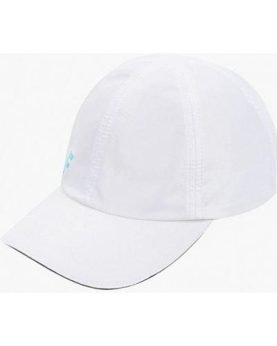 Белая бейсболка 4f